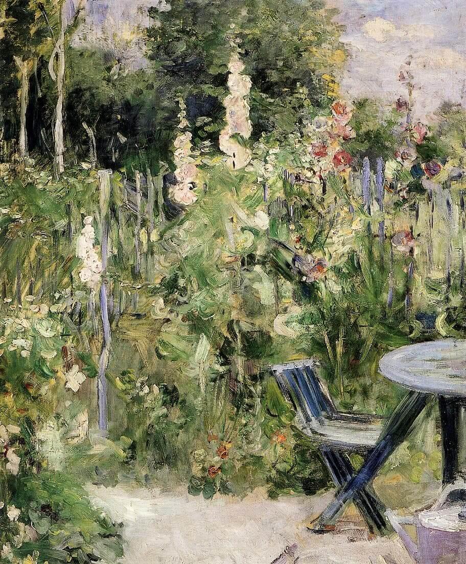 """Piliarožės"" sukurta Berthe Morisot"